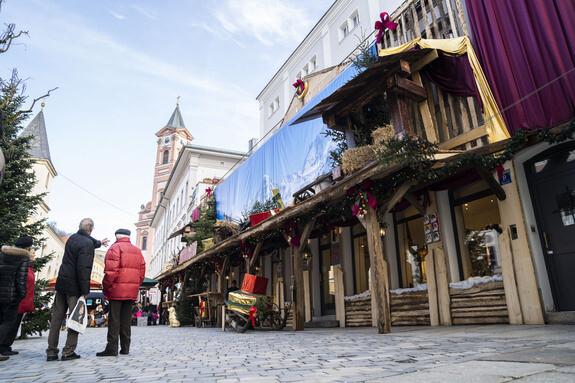 Weihnachtsdeko Für Gastronomie.Online Petition Zu Passauer Weihnachtsdekoration Report